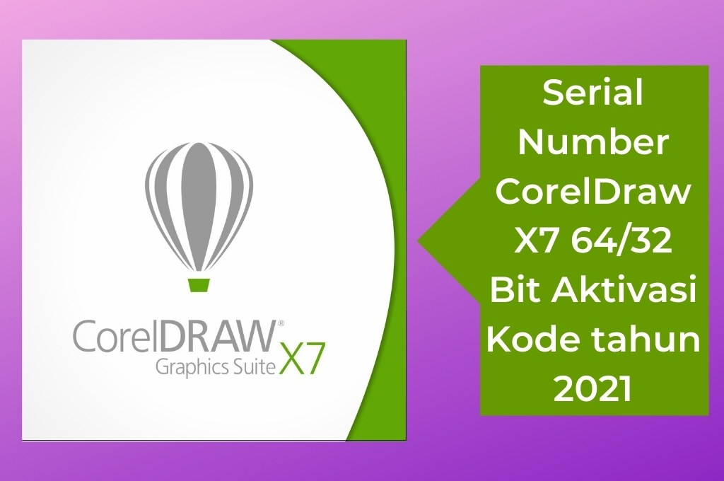 Serial Number CorelDraw X7