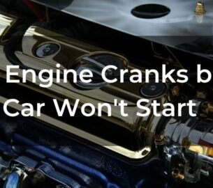 Engine Cranks but Car Won't Start