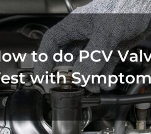 How to do PCV Valve Test