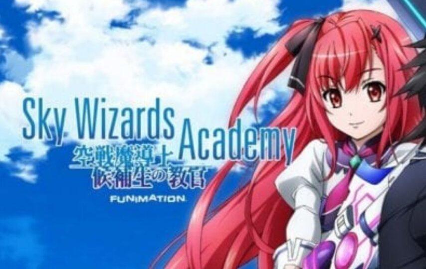 Sky Wizards Academy season 2
