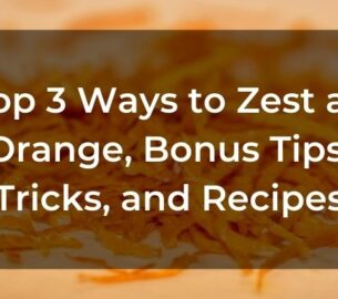 How to Zest an Orange