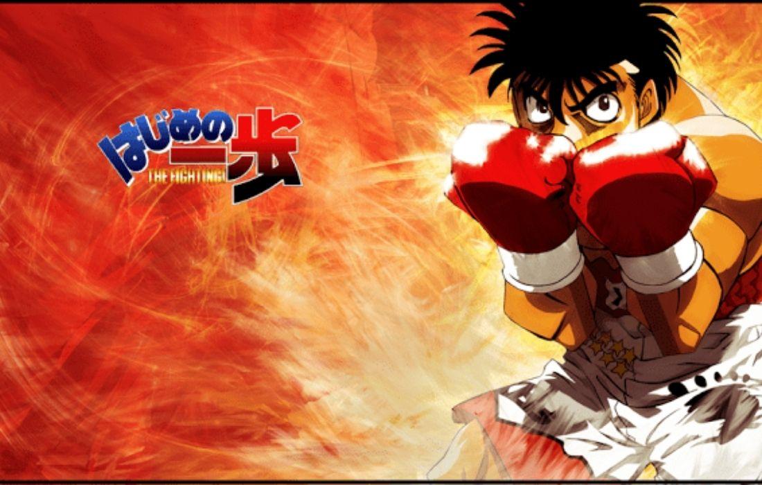 Hajime no Ippo Season 4: The Law of the Ring