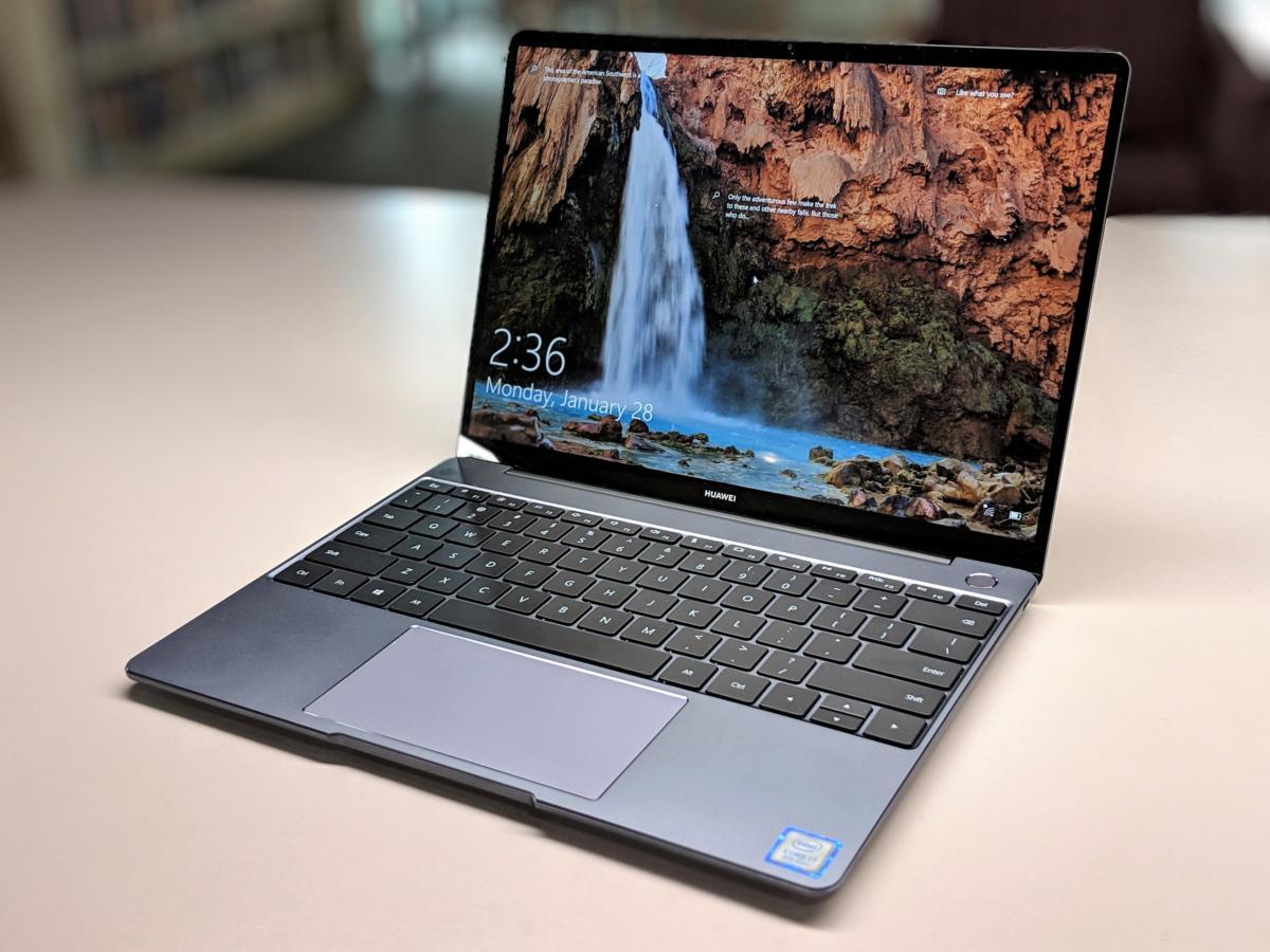 Mini Laptops of Huawei