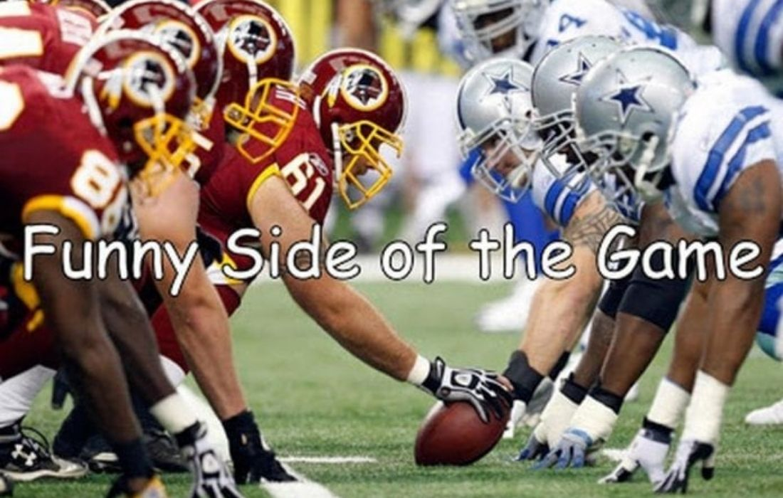 Cowboys vs Redskins – Funny Side of the Game