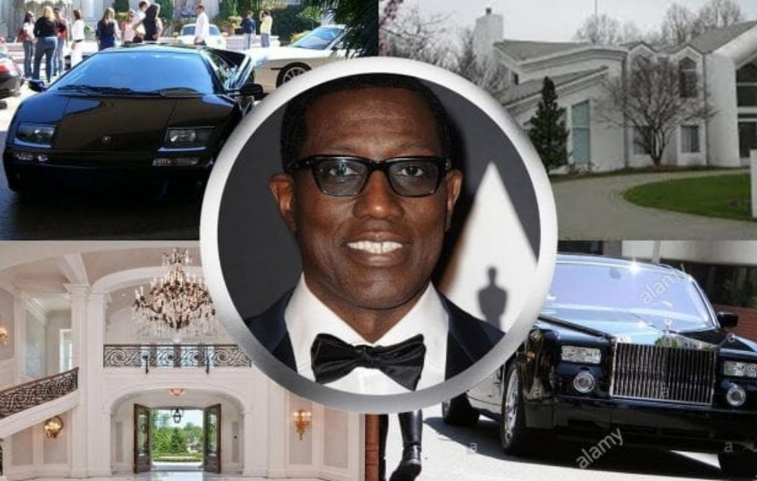 Net Worth of Wesley Snipes in 2019
