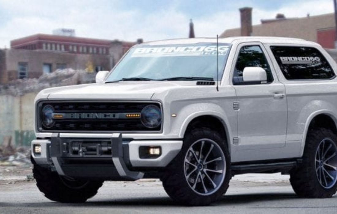 2017 / 2018 Ford Bronco is coming and will be based on 2017 Raptor?