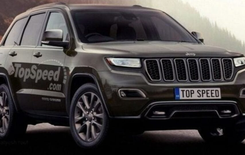 2018 Jeep Grand Cherokee Will be Overhauled