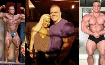 BREAKING NEWS: WWE ace Dana Brooke's bodybuilding boyfriend Dallas McCarver dead at 26 after 'choking on food'