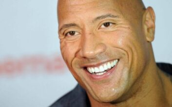 Dwayne Johnson as an inspiration for emoji