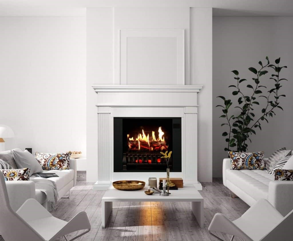 How Electric Fireplace Technology Works