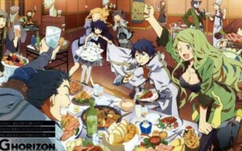 Log Horizon: Season 3 Premiere Date