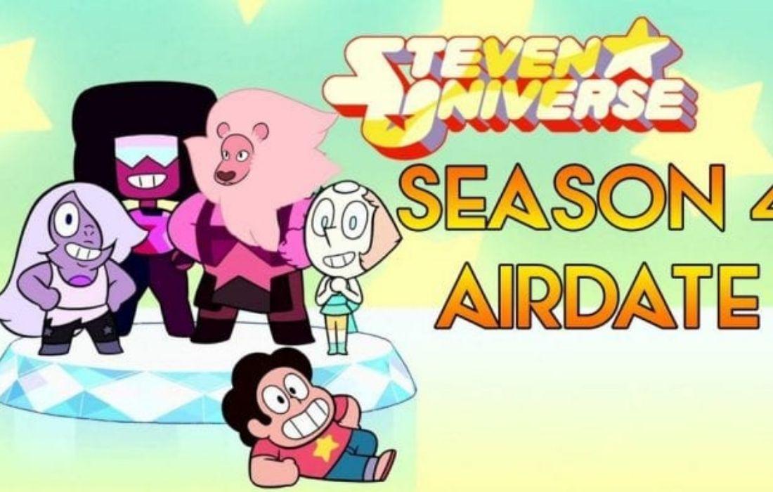 Steven Universe Season 4 Release Date, Update & Five Leaked Episodes