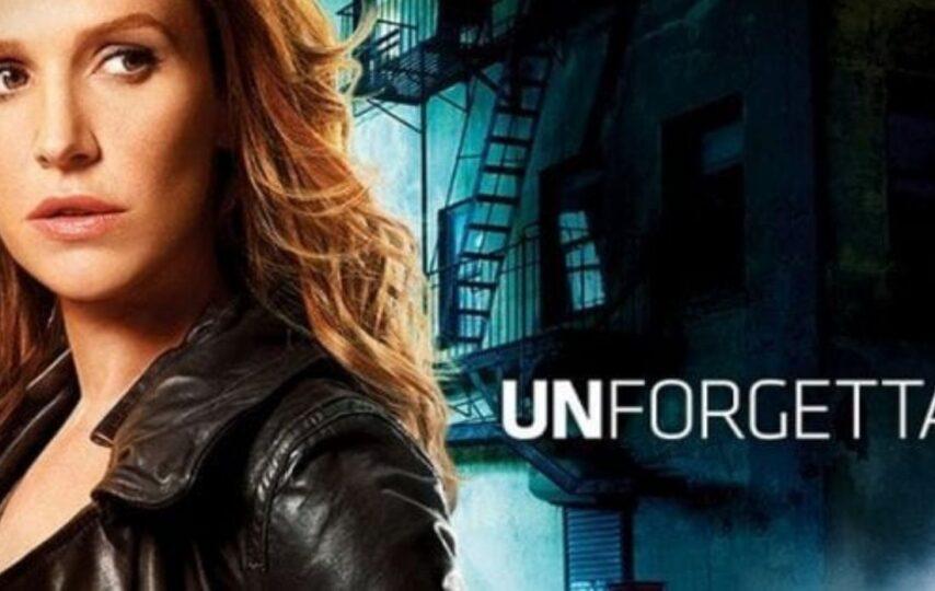 Unforgettable Season 5 Cancelled