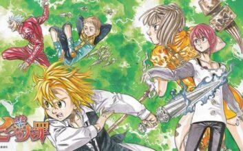 The Seven Deadly Sins Season 3 Release Date, Nanatsu no Taizai Spoilers